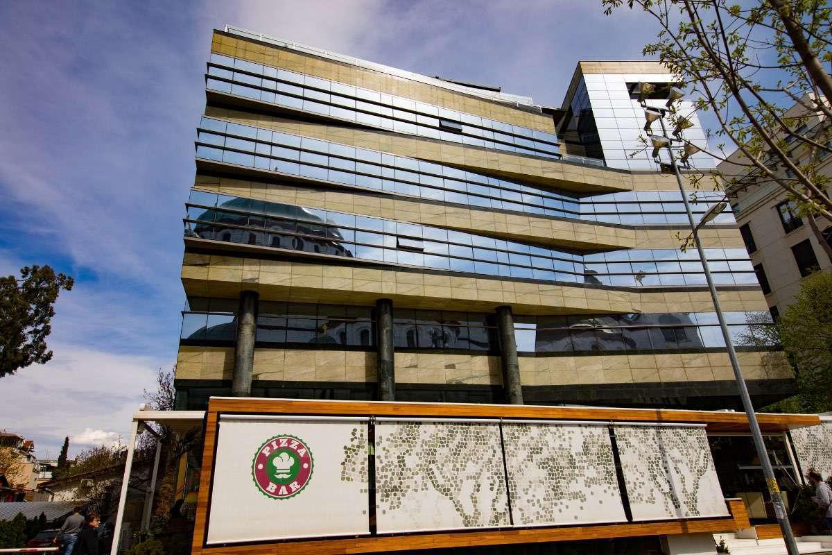 GREEN SQUARE - Poslovna zgrada